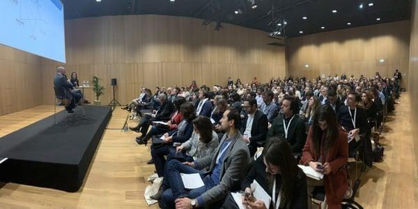 Conférence Bruno Carroi et Aurore Fournier connaissance client