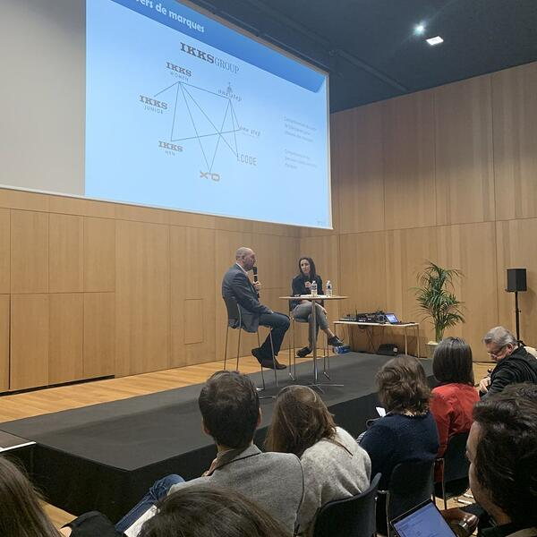 Bruno Carroi et Aurore Fournier à propos de la connaissance client